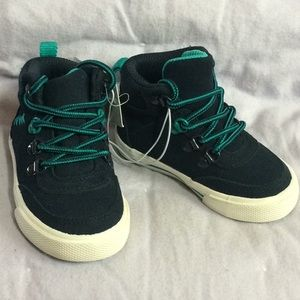 Boys ankle shoes